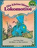 Die kleine blaue Lokomotive