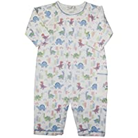 Kissy Kissy Baby-Boys Infant Downtown Dinosaurs Print Playsuit