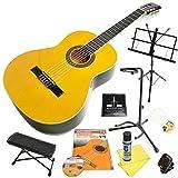 クラシックギター 初心者セット フィエスタ by アリア Fiesta by Aria FST200 12点入門セット