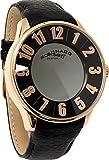 [ロマゴデザイン]ROMAGO DESIGN 腕時計 西内まりや着用モデル 芸能人 ミラーウォッチ LED RM007-0053ST-RG メンズ レディース [並行輸入品]
