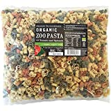 Honest to Goodness Organic Zoo Pasta, 2 kg