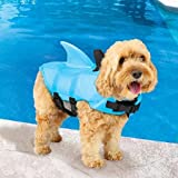Best Swimwaysプールおもちゃ - Swimways Sea Squirts Dog Life Vest w / Review