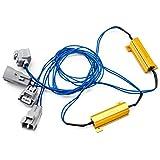 マツダ アクセラ BL系 LED ハイフラ防止抵抗内蔵 ウインカー 配線 カプラーNo.1
