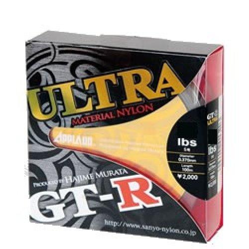 サンヨーナイロン ライン APPLOUD GT-R ULTRA 100m 20lb