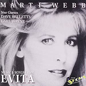 Music & Songs from Evita