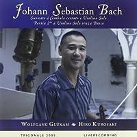 Bach,J.S.: Sonaten Fur Violine