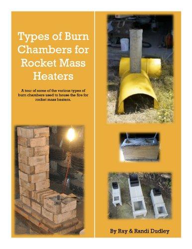 Burn Chambers for Rocket Mass ...