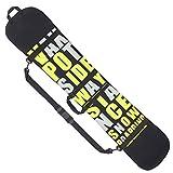 VAXPOT(バックスポット) ソールカバー スノーボード用【ロゴ:ライム】Lサイズ(150~165cm) VA-3406