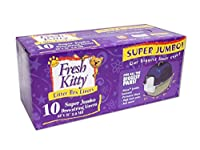 Royal Pet Fresh Kitty Super Jumbo Drawstring Litter Box Liners by Royal Pet