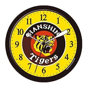 プロ野球 阪神タイガースグッズ 壁掛け時計