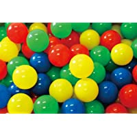 TOEI LIGHT(トーエイライト) PEボール70(A) B3220 ボールプール/ハウス用ボール 計500個1組 CEマーク付 食品衛生法規格基準品