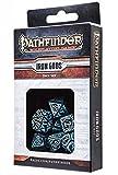 Q-WORKSHOP Pathfinder パスファインダー Iron Gods ダイス 7個 セット