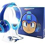 海外カプコン公式『ロックマン』ヘッドホン「LIMITED EDITION Mega Man HD LED Headphones」 [並行輸入品]