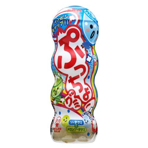 味覚糖 ぷっちょグミ ソーダ 38G×10袋