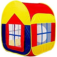 Roadacc (TM) Large Space Two-Door Children Game Play Tent House for Indoor and Outdoor [並行輸入品]