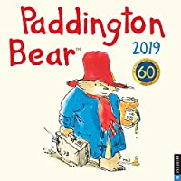 Paddington Bear 2019 Wall Calendar