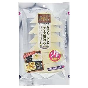 [冷蔵] 伍魚福 カマンベール入りチーズ生包み 10枚入