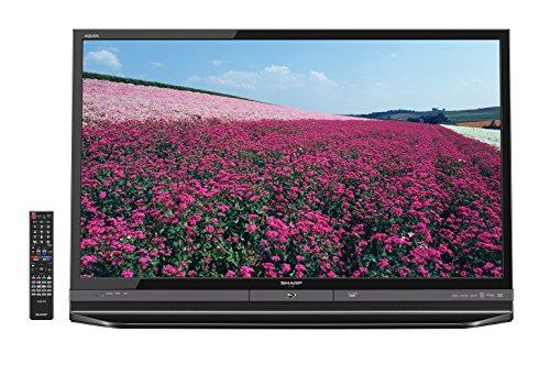 シャープ 40型  液晶 テレビ AQUOS LC-40R30-B ブルーレイ内蔵HDD搭載 ブラック系