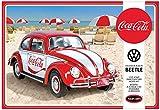 ポーラライツ 1/25 VW ビートル コカ・コーラ プラモデル POL960