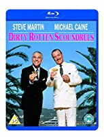 Dirty Rotten Scoundrels [Blu-ray] [Import]