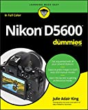 Nikon D5600 For Dummies (For (Computer/Tech))