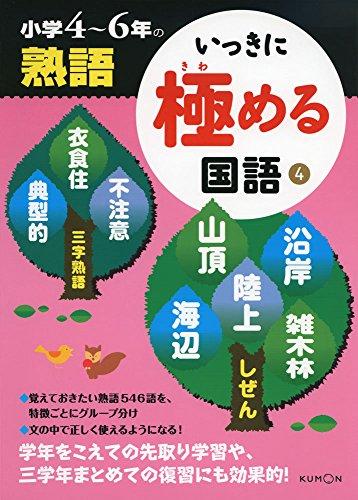 いっきに極める国語 小学4~6年の熟語
