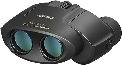 PENTAX 双眼鏡 UP 8×21 ブラック ポロプリズム 8倍 有効径21mm 61801