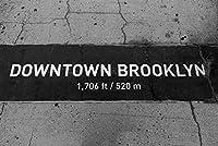 【キャンバスパネル】アートパネル ダウンタウン ブルックリン 絵画 インテリア 壁掛け アート ポスター フック 海 ピカソ 額縁