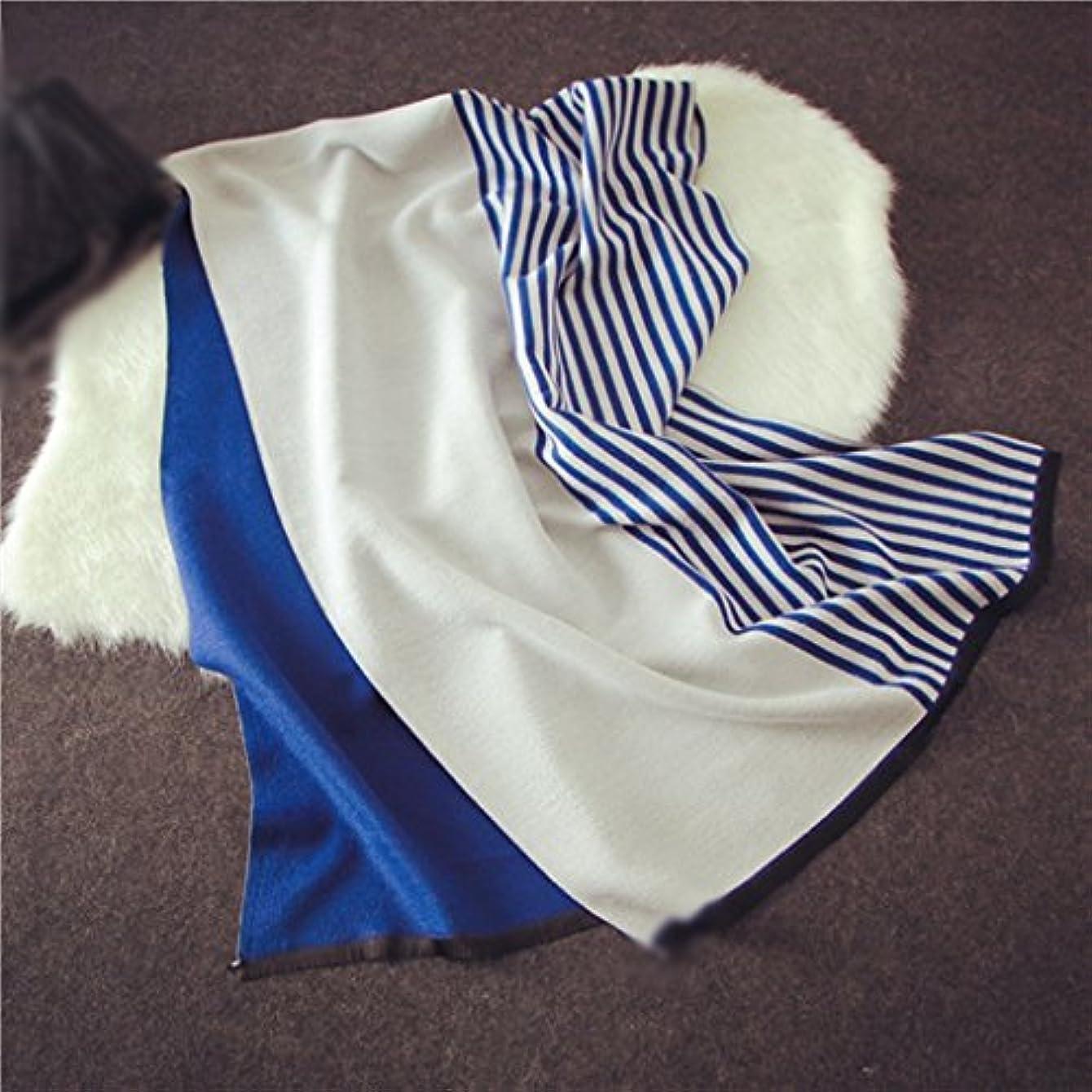 引き付けるベスビオ山放棄GAODUZI 秋と冬ファッションレディーススカーフショール二重使用エアコンショール両面二重使用ファイトスカーフ ( 色 : B )