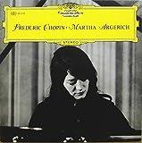 """アルゲリッチ ショパン:ピアノ・ソナタ第3番、ポロネーズ:英雄、幻想、三つのマズルカ Argerich Chopin: Piano Sonata No.3, Polonaises """"Heroique"""", """"Fantasie"""" & 3 mazurkas [Polydor/DG]"""