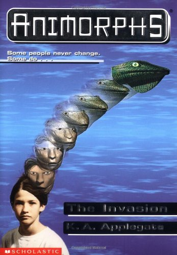 The Invasion (Animorphs)の詳細を見る