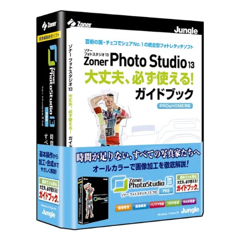 聴衆チャーミング現実的Zoner Photo Studio 13 PRO ガイドブック付き