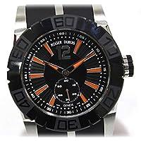 ROGER DUBUIS(ロジェ・デュブイ) ニューイージーダイバー トリロジー メンズ腕時計 SS/セラミック 自動巻 世界限定88本 DBSE0269 [中古]