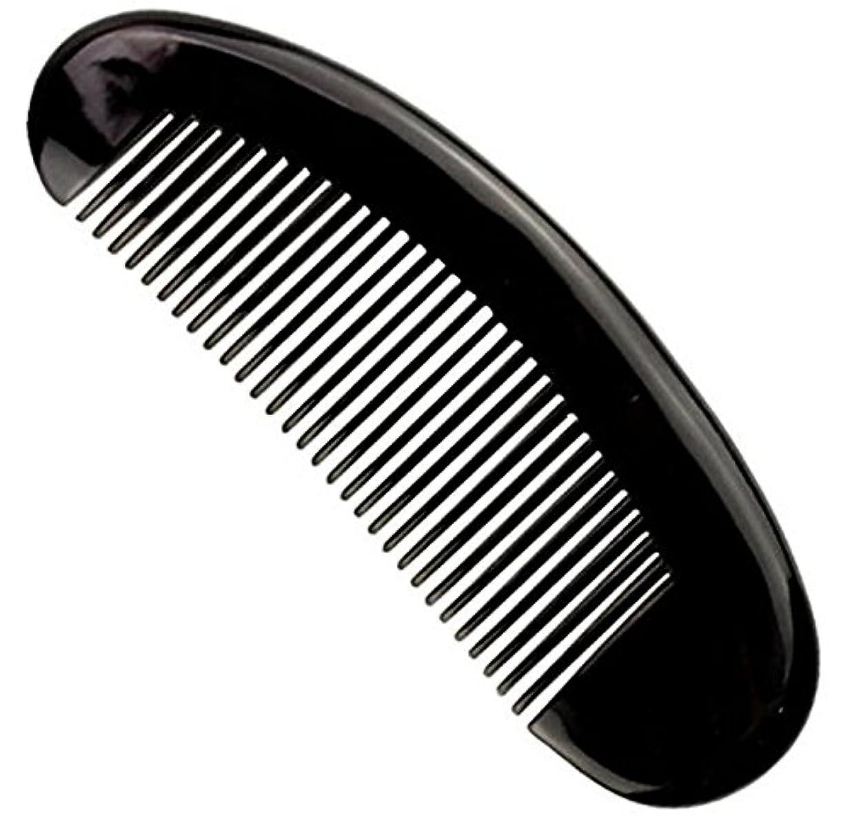 合併症巨人ムスタチオ櫛型 プロも使う牛角かっさプレー マサージ用 血行改善 高級 天然 静電気防止 美髪 美顔 ボディ リンパマッサージ