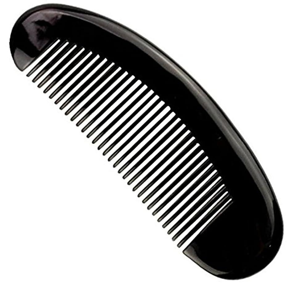ぴかぴかエリートランデブー櫛型 プロも使う牛角かっさプレー マサージ用 血行改善 高級 天然 静電気防止 美髪 美顔 ボディ リンパマッサージ