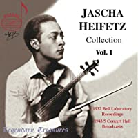 Jascha Heifetz Collection, Volume 1 by Various Composers (2004-03-28)