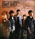 SHINee - The 1st Concert SHINee World (2CD) (韓国盤)