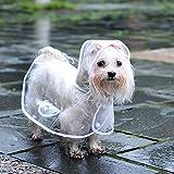 Innopet 犬レインコート ペットレインコート 犬用レインウエア 犬用 雨具 犬雨散歩レインコート 梅雨対策 防水 軽量 調整可能 可愛い