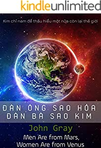 ĐÀN ÔNG SAO HỎA, ĐÀN BÀ SAO KIM: Men Are from Mars, Women Are from Venus (English Edition)