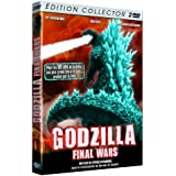 Godzilla Final Wars - Edition 2 DVD