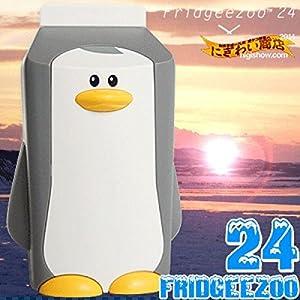 Fridgeezoo 24【ペンギン】 FGZ-24-PG02