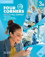 Four Corners Level 3B Super Value Pack (Full Contact with Self-study and Online Workbook)
