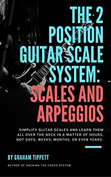 The Two Position Guitar Scale System: Scales and Arpeggios by [Tippett, Graham]