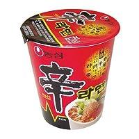 農心 辛カップラーメン(小) 65g■韓国食品■冷麺/春雨/ラーメン■農心