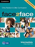 face2face / 3 Class Audio CDs. Intermediate 2nd edition