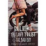 Rule #5: You Can't Trust the Bad Boy (The Rules of Love)