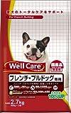 WellCare フレンチ・ブルドッグ専用 2.7kg(900gx3袋)