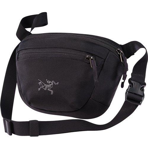 ARC'TERYX(アークテリクス) MAKA 1 Waistpack マカ 1 ウエストパック 17171 Black