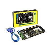 KEYESTUDIO MKS GEN 1.4 3DプリンタコントローラArduino用ボード/ RAMPS 1.4 + Mega 2560(黒と環境保護)
