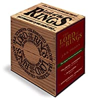 The Lord of the Rings: Wood Box Edition